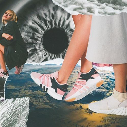 adidas ConsortiumよりSneaker Exchangeにて、OVERKILL & FRUITIONが発売
