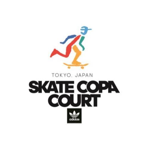 adidas Skateboardingオフィシャルスケートボードツアー第2弾SKATE COPA COURTを六本木ヒルズアリーナで開催