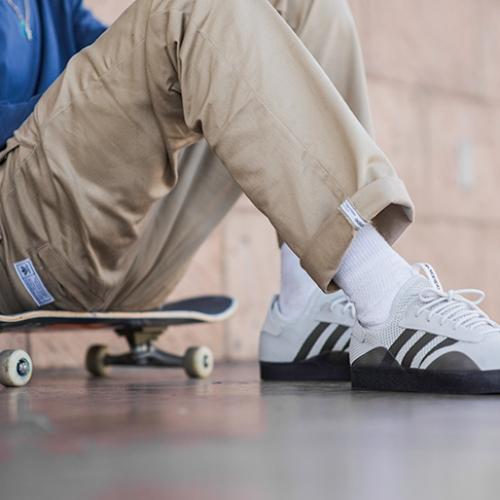 アディダス スケートボーディングから、革新的なニューシルエット3STが登場