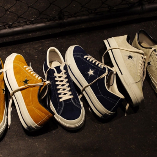 "CONVERSE の新プロジェクト""TIME LINE""より ONE STAR J VTG ""made in JAPAN"" が発売"