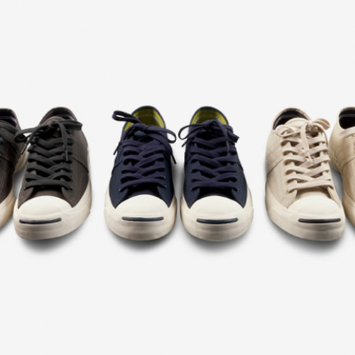 Mackintosh x Converse Jack Purcell Capsule Collection