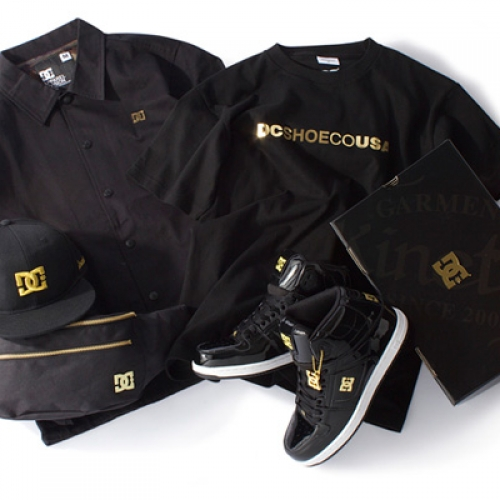 Kinetics x DC Black Gold Collection