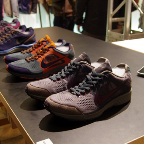 NIKE x UNDERCOVER GYAKUSOU S/S 2013 Collection Reception Recap