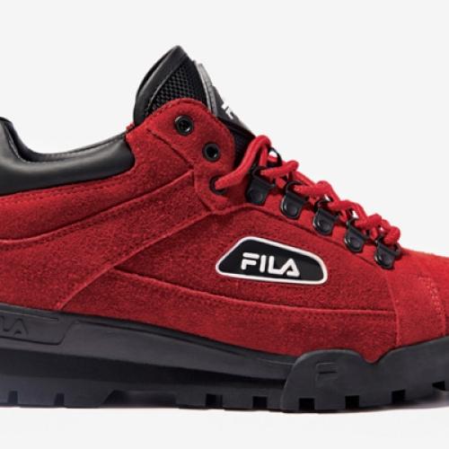 Footpatrol x FILA Trailblazer AM