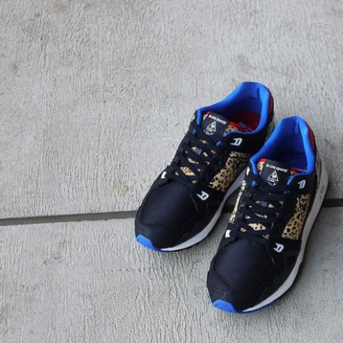 ルコックスポルティフから、25周年を迎えたMighty Crownとmita sneakersによるコラボモデルLCS R 1000が登場