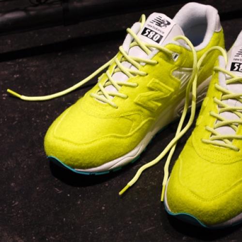 "new balance MRT580 ""The Battle of Surfaces"" ""mita sneakers"" のWeb販売がスタート"