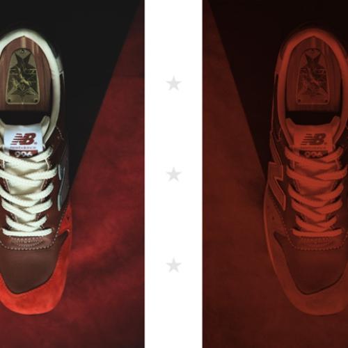 ニューバランスから、WHIZ LIMITEDとmita sneakersによるコラボレーションモデルMRL996が登場