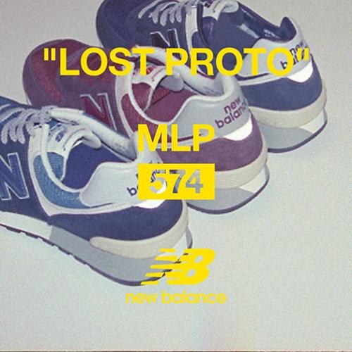 """ニューバランスは、""""Lost Proto""""と名付けられた幻の574を復刻"""