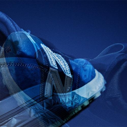 ニューバランスから、BLUE HOURと呼ばれるmita sneakersとのコラボレートモデルMS574が発売