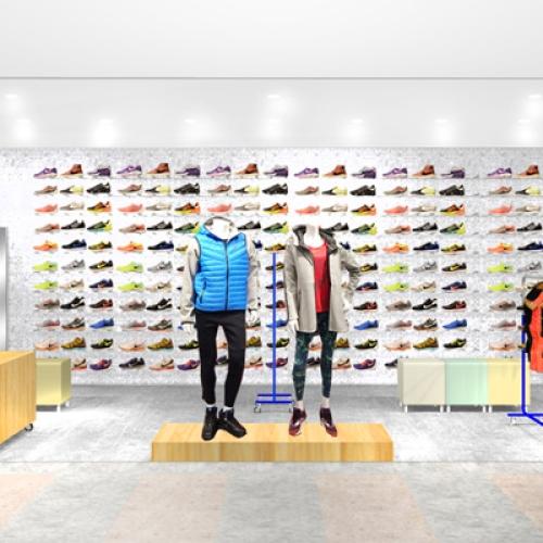 アトモスの新業態ショップ、Sports Lab by atmos が札幌にオープン