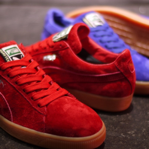 """STATES OUTDOOR PUMA SHADOW SOCIETY """"LIMITED EDITION for The LIST"""""""