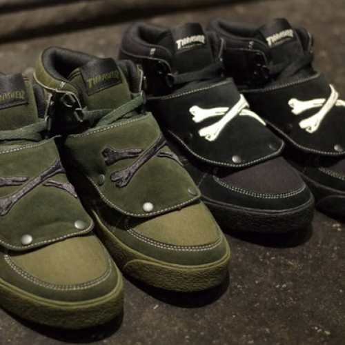 THRASHER BUCHANAN DOG SBTG 「SBTG x KICKS LAB.」