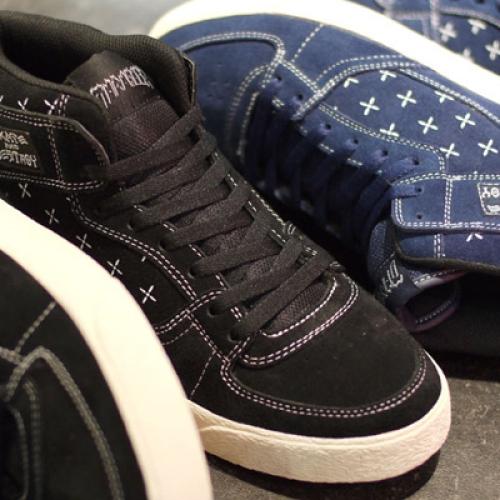 mita sneakers x KICKS LAB. x THRASHER BUCHANAN DOG