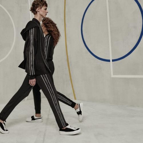 プーマは、Karl Lagerfeldとのコラボレーションコレクションを発表