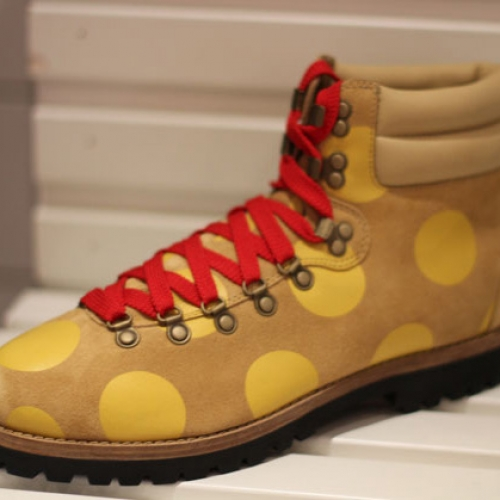 adidas Originals by Originals Jeremy Scott Hiking Boots