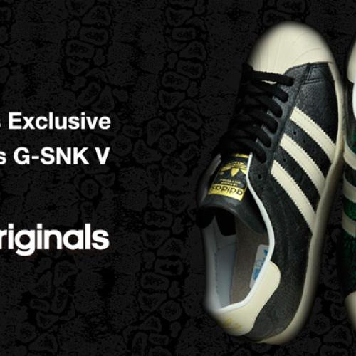 adidas Originals for atmos SS80s G-SNK V
