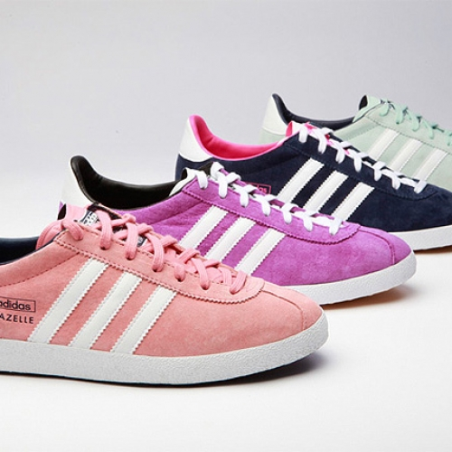 ADIDAS ORIGINALS GAZELLES THE ICE CREAM PACK