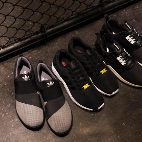 アディダスは、adidas Originals for mita sneakers Selectionとして3モデルをリリース