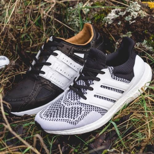 """アディダス コンソーシアムよりスウェーデンのスニーカーショップSneakersnstuffとのコラボレートによる""""TEE TIME"""" PACKが発売"""