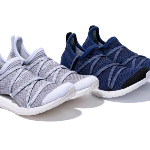 adidas by Stella McCartneyより、女性のために開発した女性専用モデルPureBOOST Xなどのフットウェアコレクションが登場