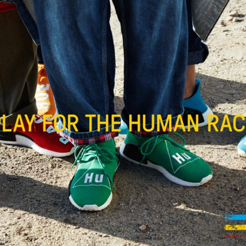 adidas Originals = PHARRELL WILLIAMS 「Hu」コレクションが登場