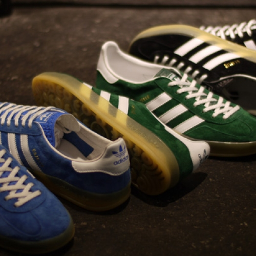 "adidas GAZELLE INDOOR ""ARCHIVE PACK"" ""LIMITED EDITION"""