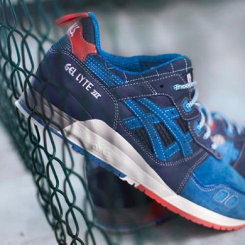"""asics GEL-LYTE III 25周年を迎え、アシックスタイガーという名を冠したmita sneakersコラボレーションモデル asics tiger GEL-LYTE III """"TRICO""""が発売"""
