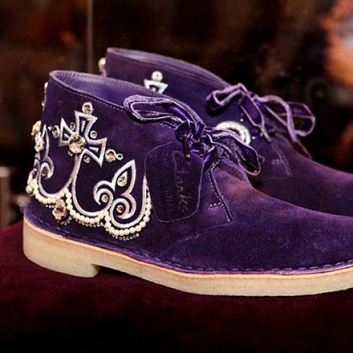 """Clarks Originals """"Crown Jewels"""" Desert Boot"""