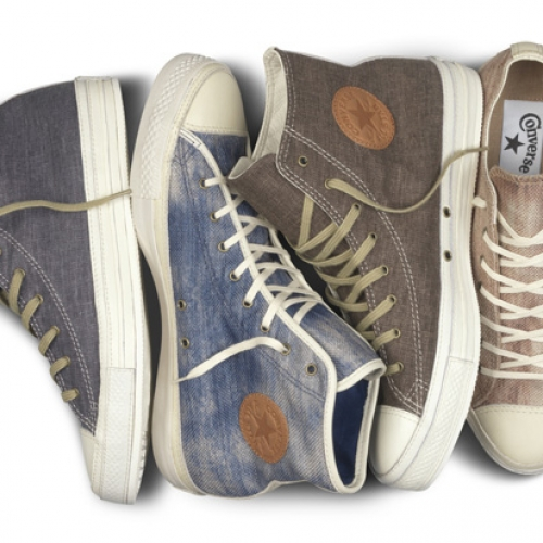 "Converse Spring 2012 Chuck Taylor All Star Premium ""Denim Pack"""
