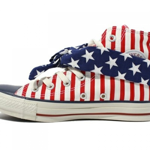 CONVERSE ALL STAR HI BANDANNA