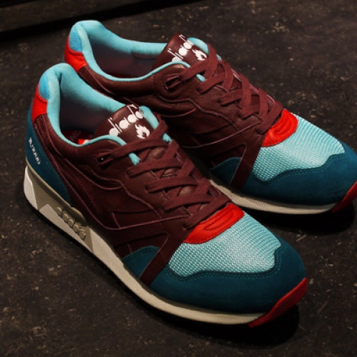 "Hanon x diadora N.9000 ""The Saturday Special"" が日本国内2店舗で発売"