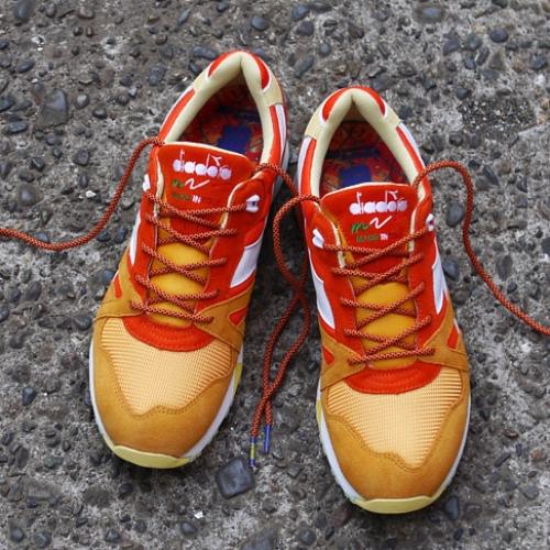"""ディアドラから、""""Aperitivo(食前酒)""""をイメージした mita sneakers とのコラボレーションモデルが発売"""