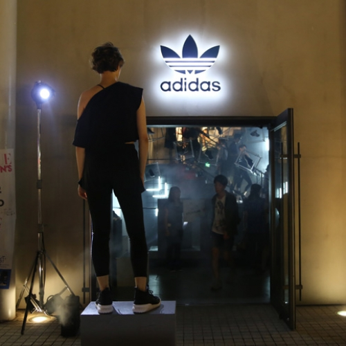 adidas Originals TUBULAR @ FASHION'S NIGHT OUT