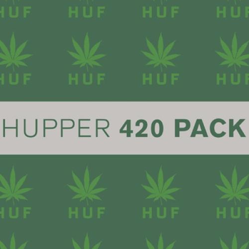 HUF Hupper 420 Pack
