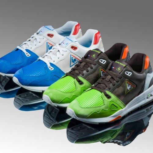 ルコックスポルティフから、「mita sneakers」「KICKS LAB.」「le coq sportif Harajuku」店舗限定モデルが登場