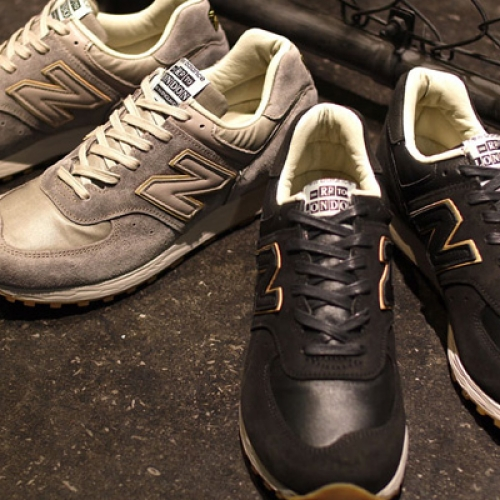 "new balance M576 ""ROAD TO LONDON COLLECTION"" 「made in ENGLAND」"
