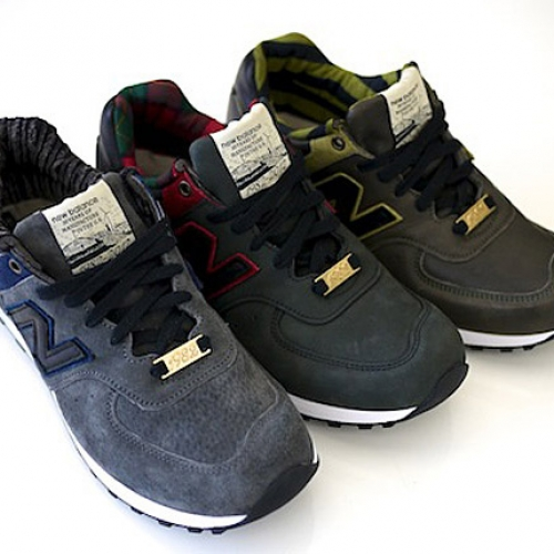NEW BALANCE 574 30 YEARS IN THE UK PACK