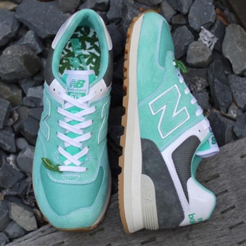 mita sneakers x OSHMAN'S x new balance ML574 MOJITO ウェブ販売開始