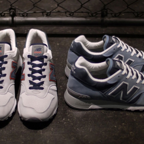 "new balance M1300CL ""made in U.S.A."" GGO / GGB 先行予約開始"