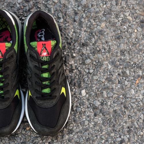 new balance x mita sneakers x SBTG MRT580 SM 発売決定
