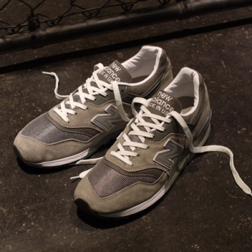 "new balance M997 ""made in U.S.A."" ""LIMITED EDITION""が遂に完全復刻"