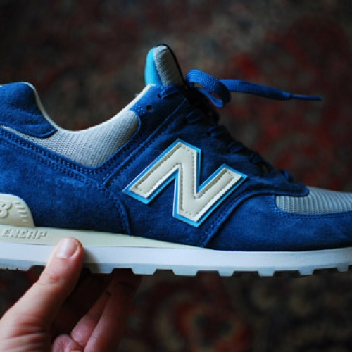 "New Balance 574 Made in USA ""Babe the Blue Ox"""