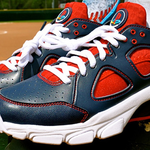 Sony Playstation x Nike Zoom Huarache TR Low – Joe Mauer MLB The Show PE