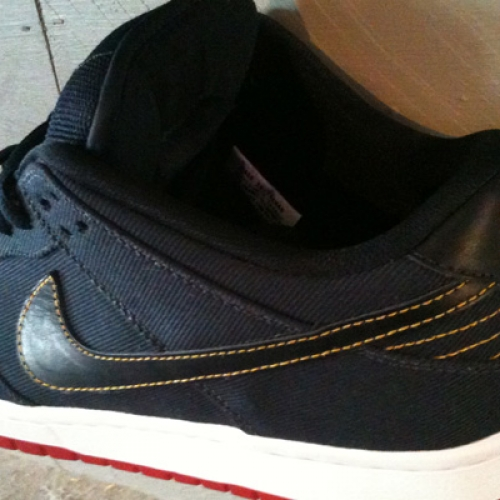 LEVI'S x NIKE SB DUNK PRO LOW – 2ND COLORWAY