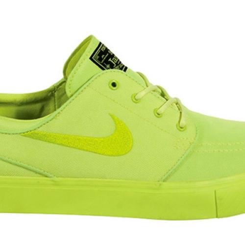 "Nike SB Zoom Stefan Janoski ""Neon"""