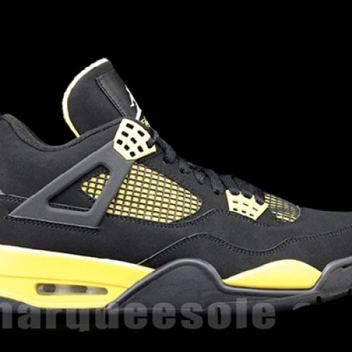 "Air Jordan 4 Retro ""Thunder"""