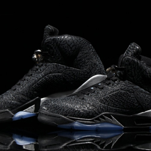 NIKE AIR JORDAN 3 LAB5 BLACK/BLACK-METALLIC SILVER が発売