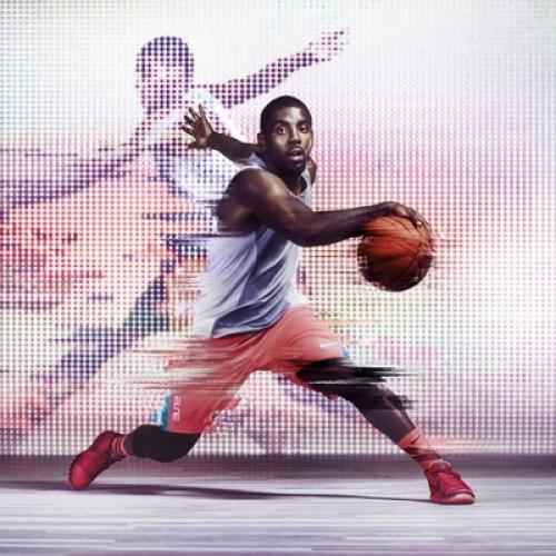 ナイキバスケットボール、カイリー・アービングの 初めてのシグネチャーシューズ「NIKE KYRIE 1」を発表
