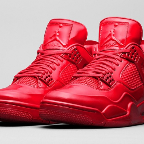 "ナイキは、AIR JORDAN 11LAB4 ""UNIVERSITY RED""を発売"