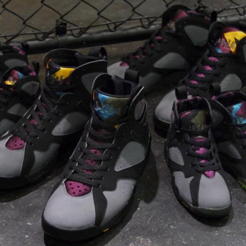 """NIKE AIR JORDAN 7 RETRO """"BORDEAUX"""" がmita sneakersで再入荷"""